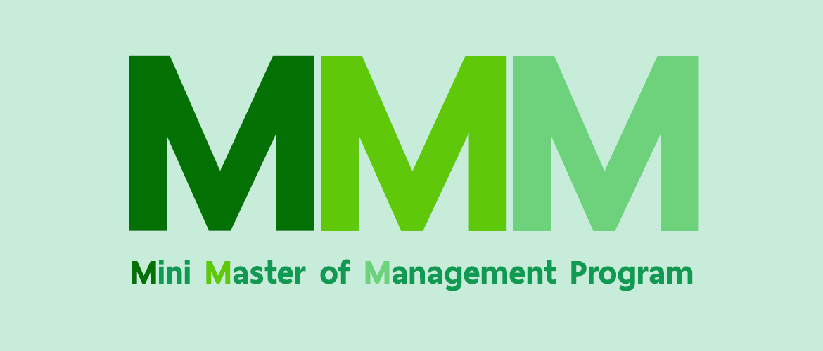 mmm mini master of management program